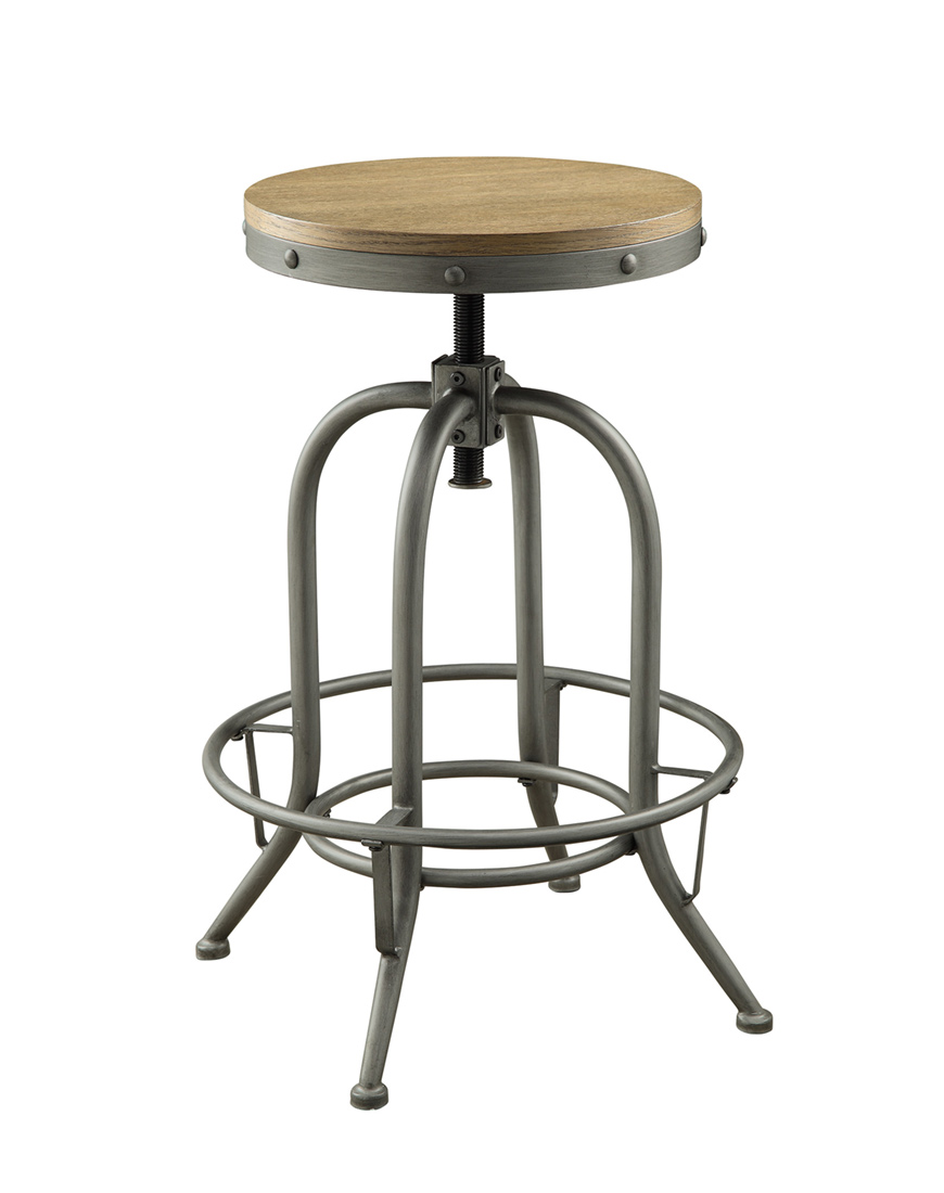 Outstanding Coaster Transitional Adjustable Bar Stool Gmtry Best Dining Table And Chair Ideas Images Gmtryco