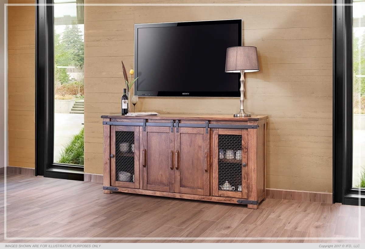 International 866 PAROTA 70u2033 TV Stand