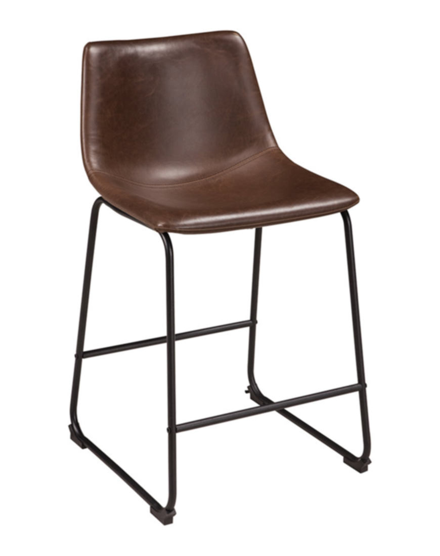 Amazing Ashley Centiar Counter Height Bar Stool Lamtechconsult Wood Chair Design Ideas Lamtechconsultcom