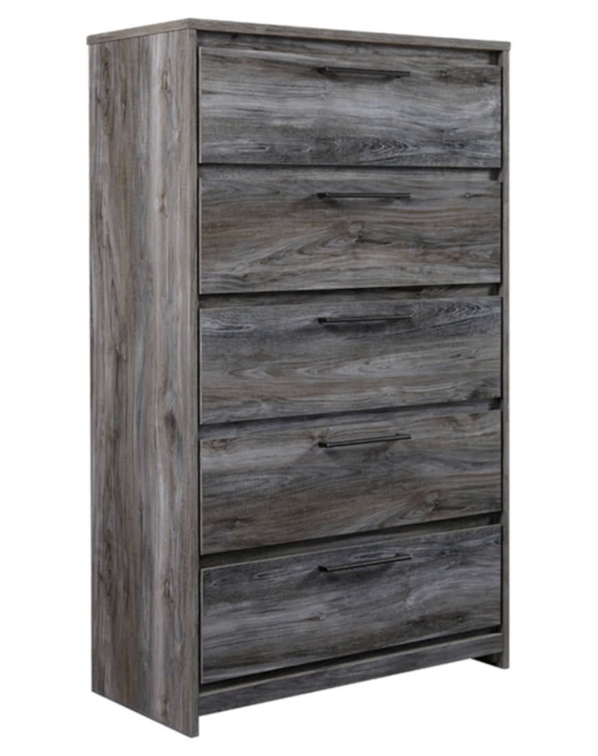 Ashley baystorm chest of drawers