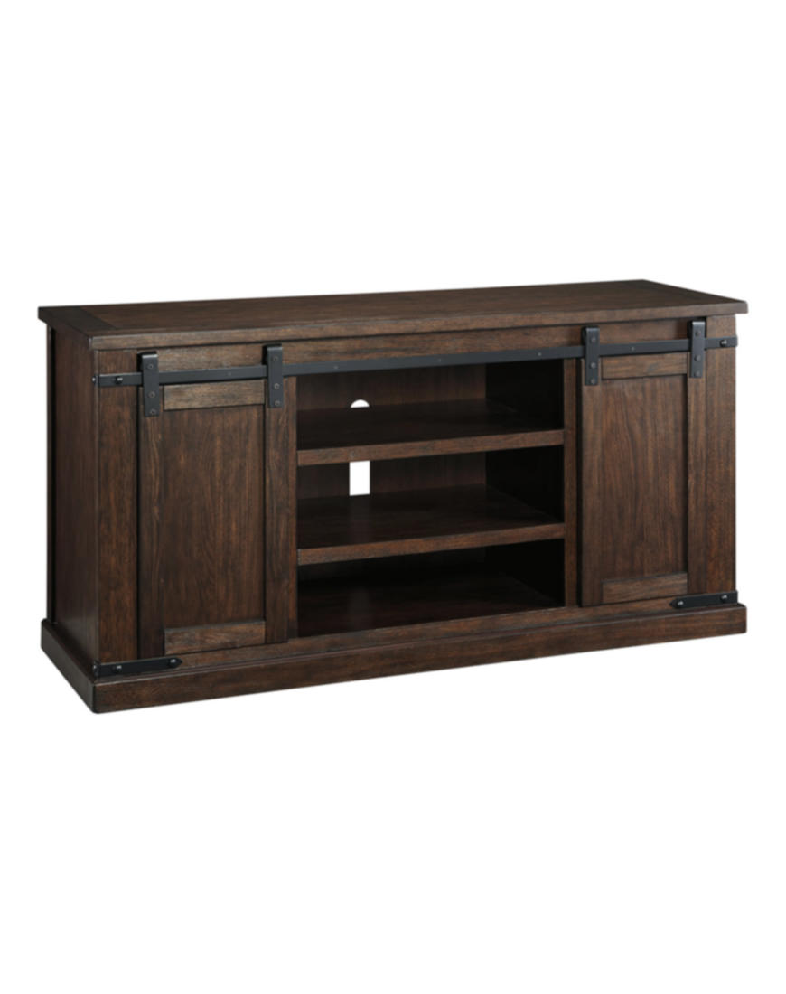 Ashley Budmore 60 Tv Stand Austin S Furniture Depot