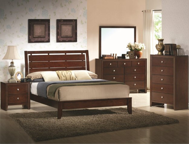 Crown Mark Evan Twin Bed Austin S Furniture Depot