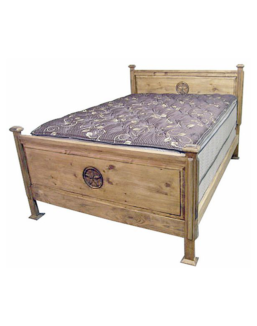 Million Dollar Rustic Promo Queen Bed