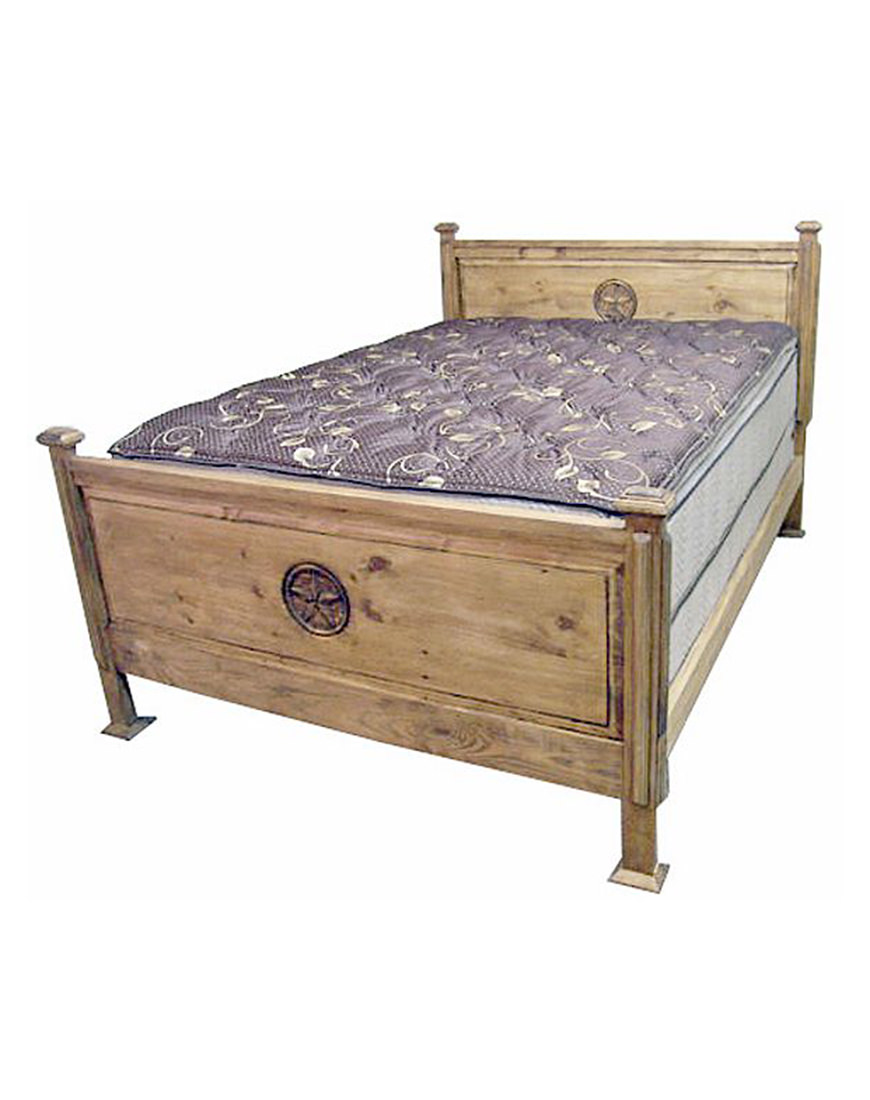 beautiful Million Dollar Rustic Bed Part - 8: Million Dollar Rustic Promo King Bed ...