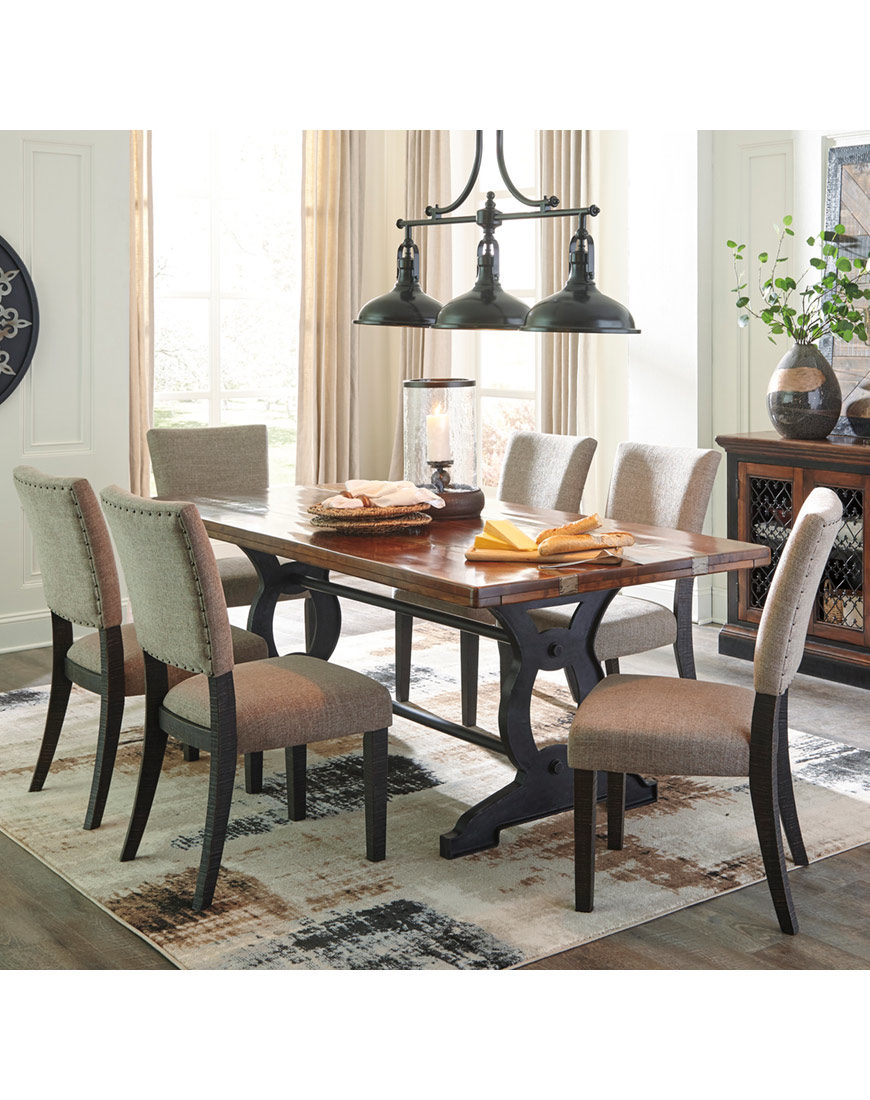Ashley Centiar 5 Piece Counter Dining Room Austin S