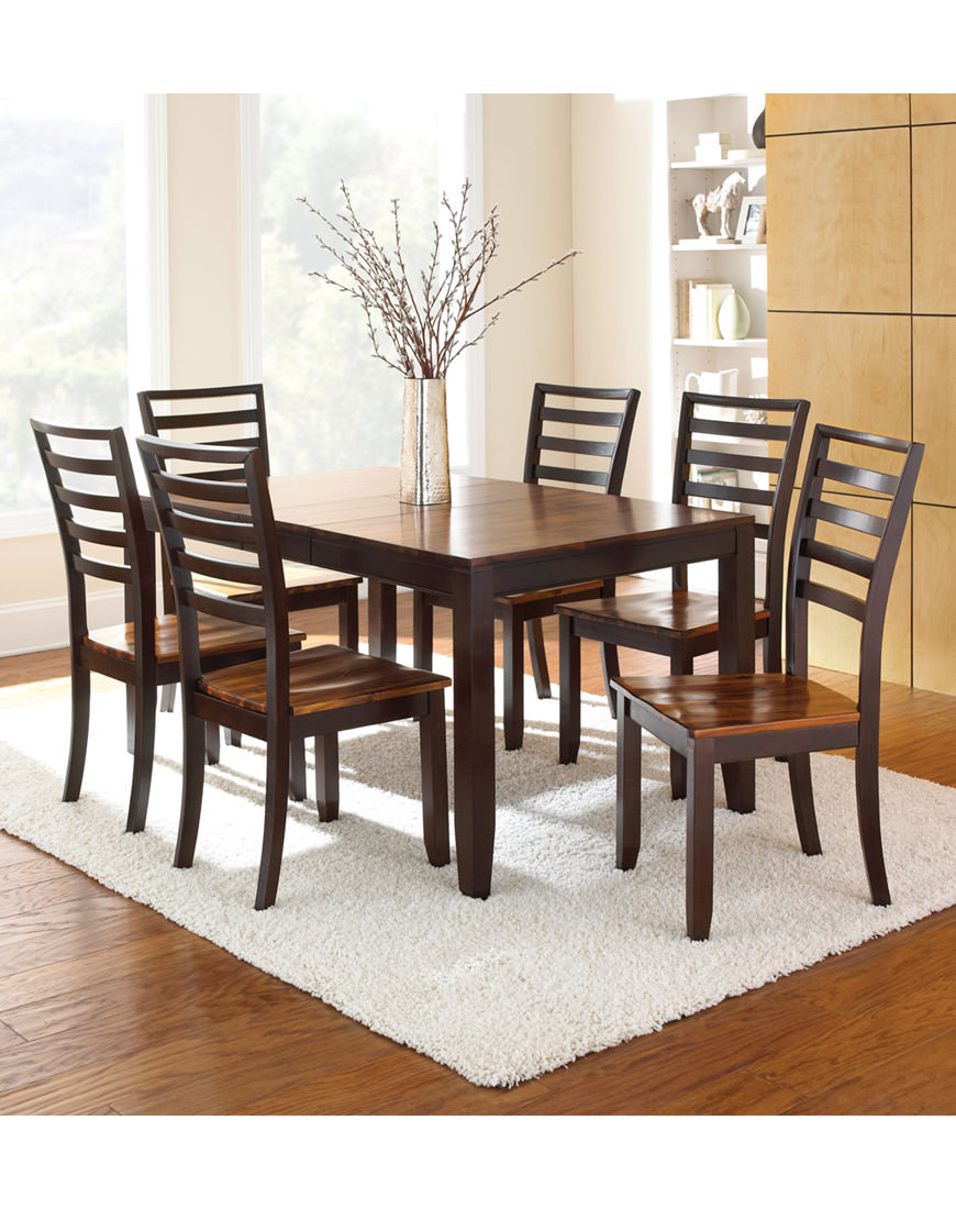 Steve Silver Abaco 7pc Dining Set