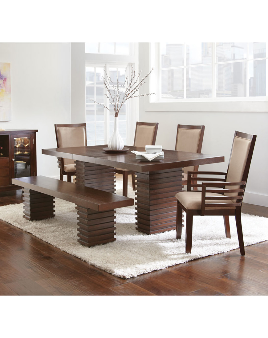 Steve Silver Briana 6pc Dining Set