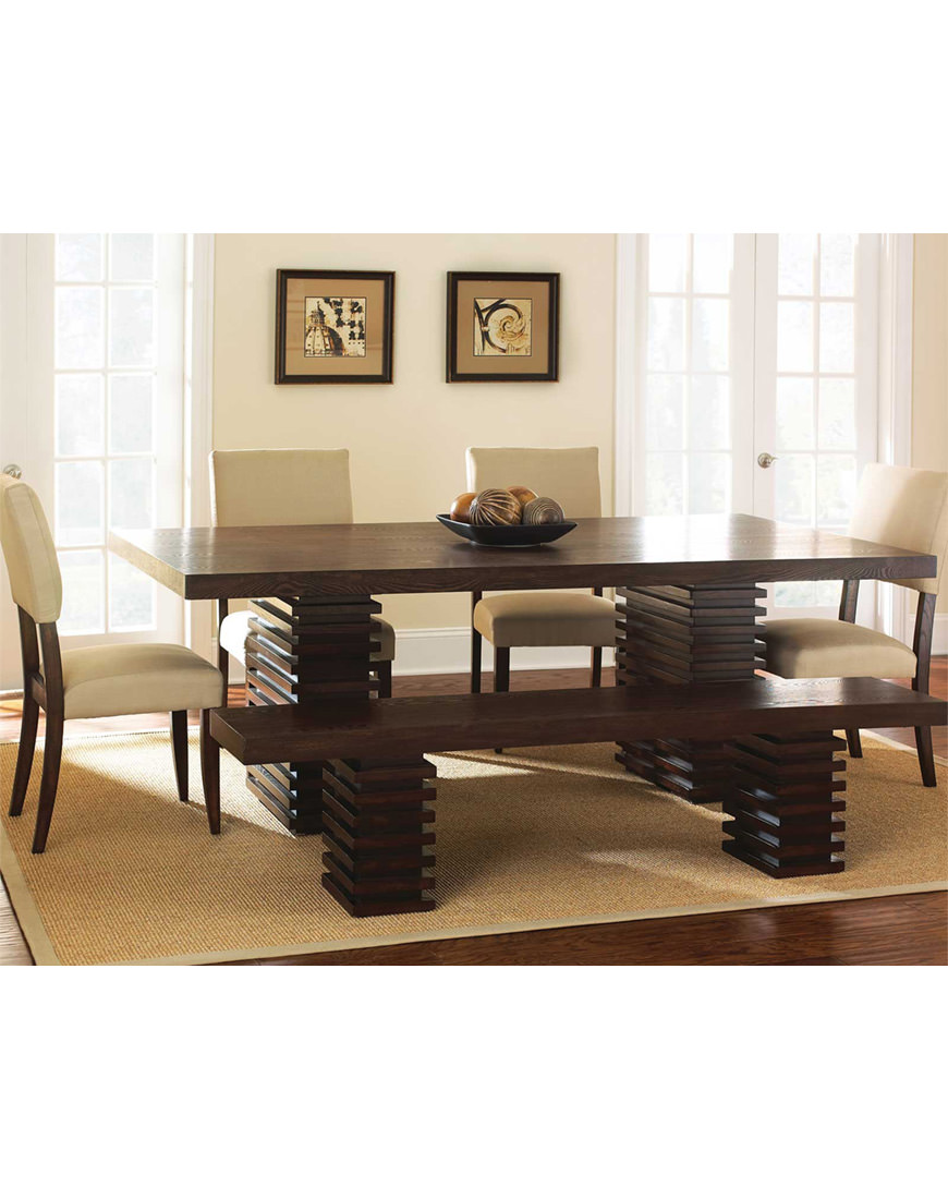Steve Silver Briana 6pc Dining Set ...
