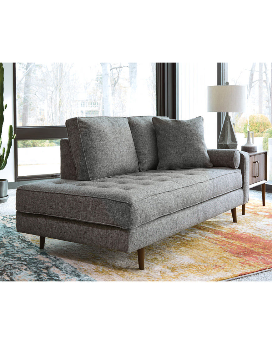 Ashley Hogan Oversized Chaise Austin S Furniture Depot